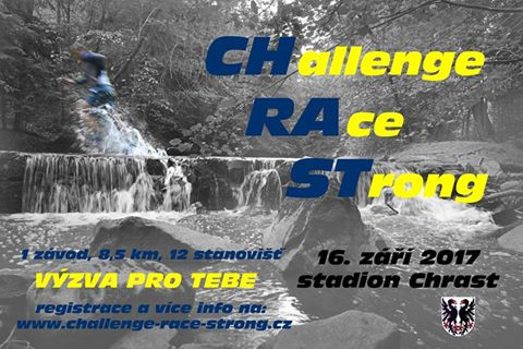 Challenge Race Strong - Chrast 1